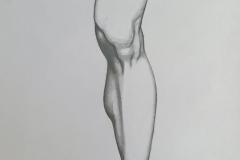 Addison Csikos_5_Muscular Leg