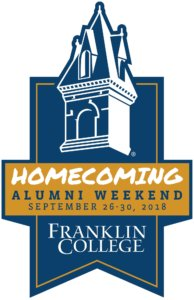 Homecoming Alumni Weekend 2018 Logo