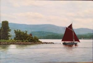 Rick Gedney Painting