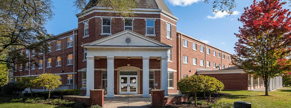 Elsey Hall entrance