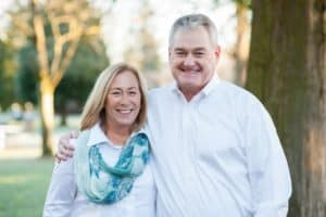 Pete and Ann Cangany